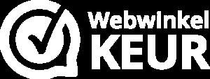 Partnerlogo Webwinkelkeur Footer