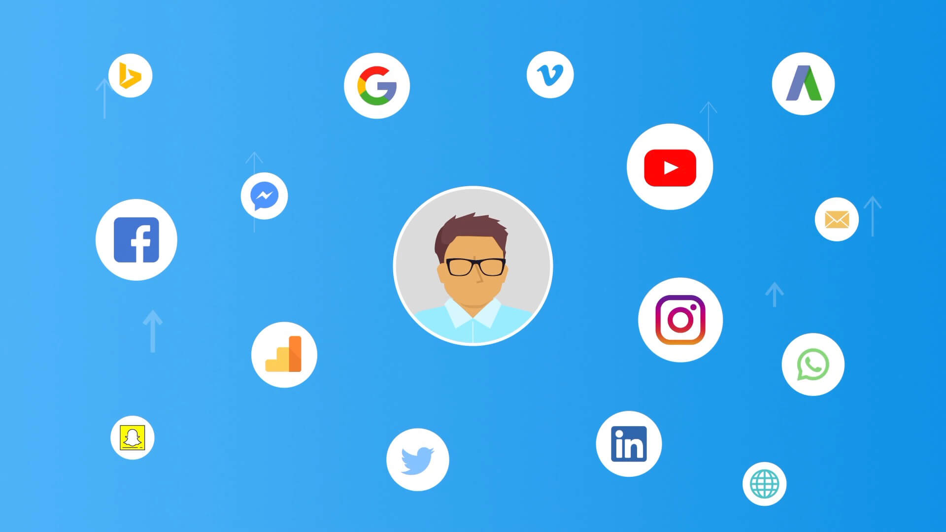 Header Homepage Admeisters Online Marketing en Webdevelopment