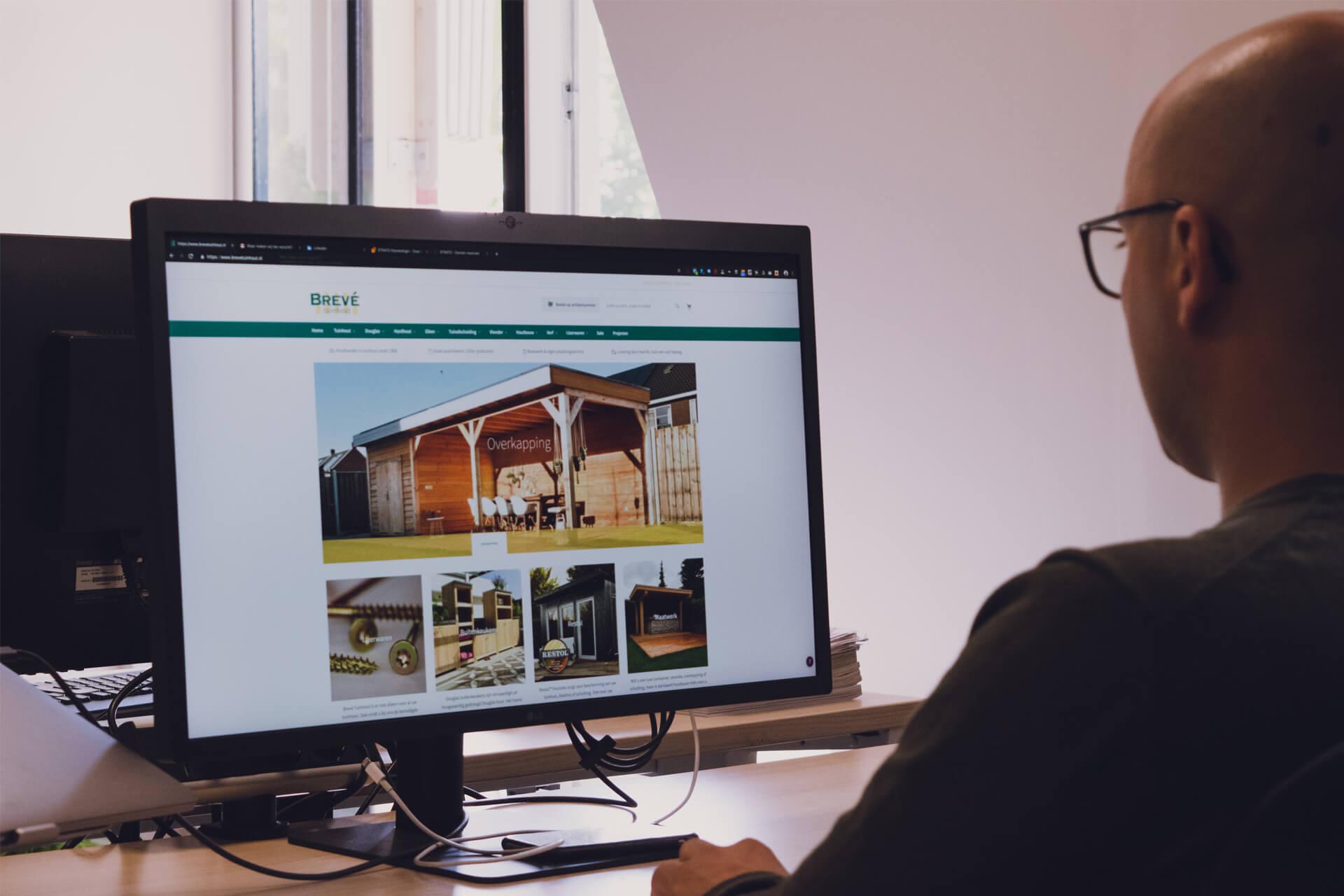 Header pagina Online Marketing Admeisters